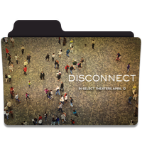 Disconnect Folder Icon by efest