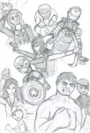 Avengers Assemble by ShadowShay
