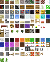 Minecraft Blocks by PixelatedYoshi
