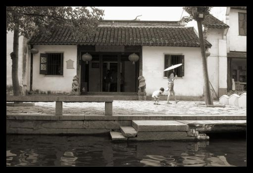 Zhouzhuang Life by STDesigns
