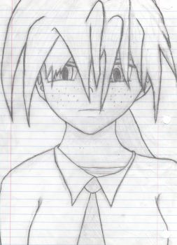 Anime Drawing Sketch Thing by aleksandrina-aleksan