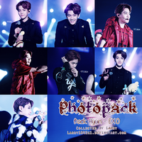 {Photopack #16} Baek Hyun (EXO) by Larry1042k1