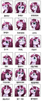 Emotions Meme:  Angelheart by pridark