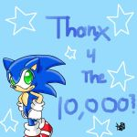 10,000 views :DDDD by AdiPrower94
