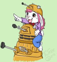 exterminate by TheTater