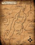 the North Country and surrounding environs by MallonIllustration