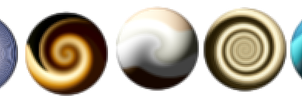 planetary marbles by misspepita