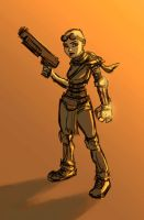 Imperator Furiosa by kmichaelrussell