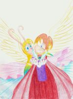 R5-Two Angels by Ray-Wind