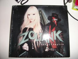 Photo: Aural Vampire CD by Hizaki-Project