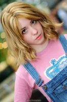 Rose Tyler- Tim'rous Beastie by Ginger-Hero