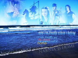 Narnia Is Home by TeithaBee