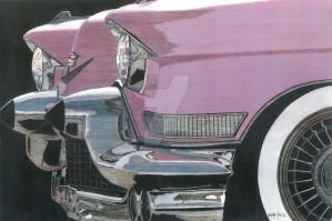 Cars 002.jpg Pink Caddy by heather1098