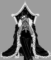 .: Black King :. by iAlly