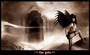 The Gate by vileation