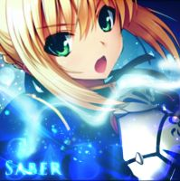 Free Saber Icon~ by VioletTheHedgehogg