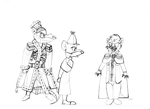 GMD WIP: Face-Off by MouseAvenger