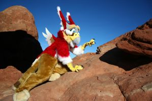 Kazul at Arches part4 by Kazulgfox
