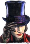 Willy Wonka by argentinian-queen