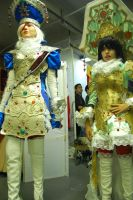 More Trinity Blood Cosplay by gus81