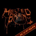 Melted Brain 2013 logo by Kjorn1990