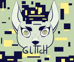 The glitch by D3m0nical
