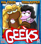 Geeks- the word cooler than Nerds by LaptopGeek