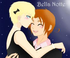 Bella Notte by AskHetaoniItaly2012