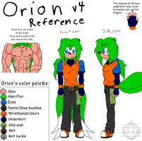 Orion Danger reference by SparDanger