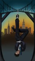 White Collar Tarot Card by Phoenix-Cry