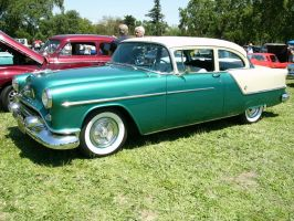 1954 Oldsmobile Super 88 sedan by RoadTripDog