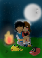 Night Love by SandraSandra11