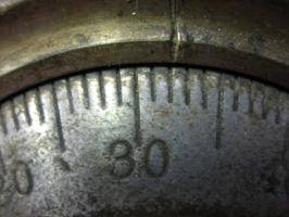 Combination Dial by stock-by-silver