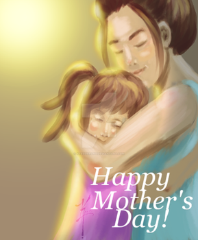Happy Mother's Day - 2016 by KTessierArt