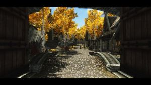 Welcome To Whiterun by lalalu24