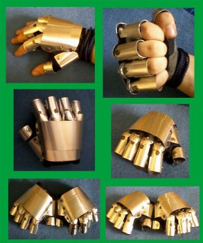 Gloves by Chess-Man