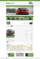KSA Auctions - Car page by begha