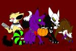 Trick or Treat by brimstone101