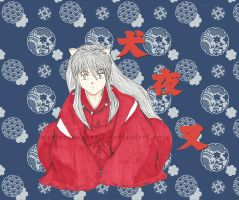 Inuyasha Rendition by ChiisaiKabocha17