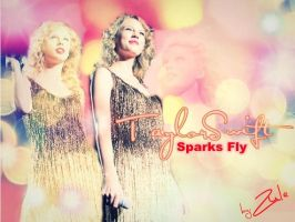 Sparks fly by zulemaripoza