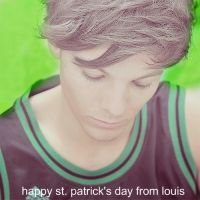happy st. patrick's day from louis by Falloutdaylenne