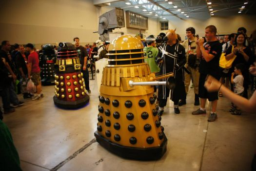 March of the Daleks by Mad-Whovian-In-A-Box