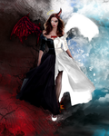 Lena From Beautiful Creatures Contest! by Habitx