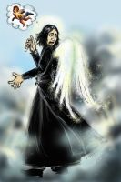 Snape in heaven remake by Eilish