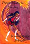 TaraneeC- Sailor Mars by Evilness321