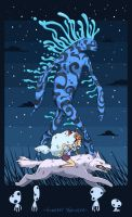 Princess Mononoke by lost-angel-less