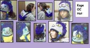 Kage hat by TinyHatter