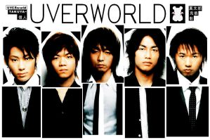 UVERworld- Wallpaper by Yuko-00