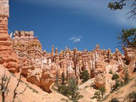 hoodoos in utah by MWV