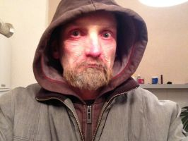 Homeless MakeUp First Try by alexanderwelitschko